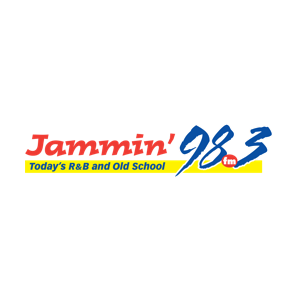 Logo for Jammin' 98.3